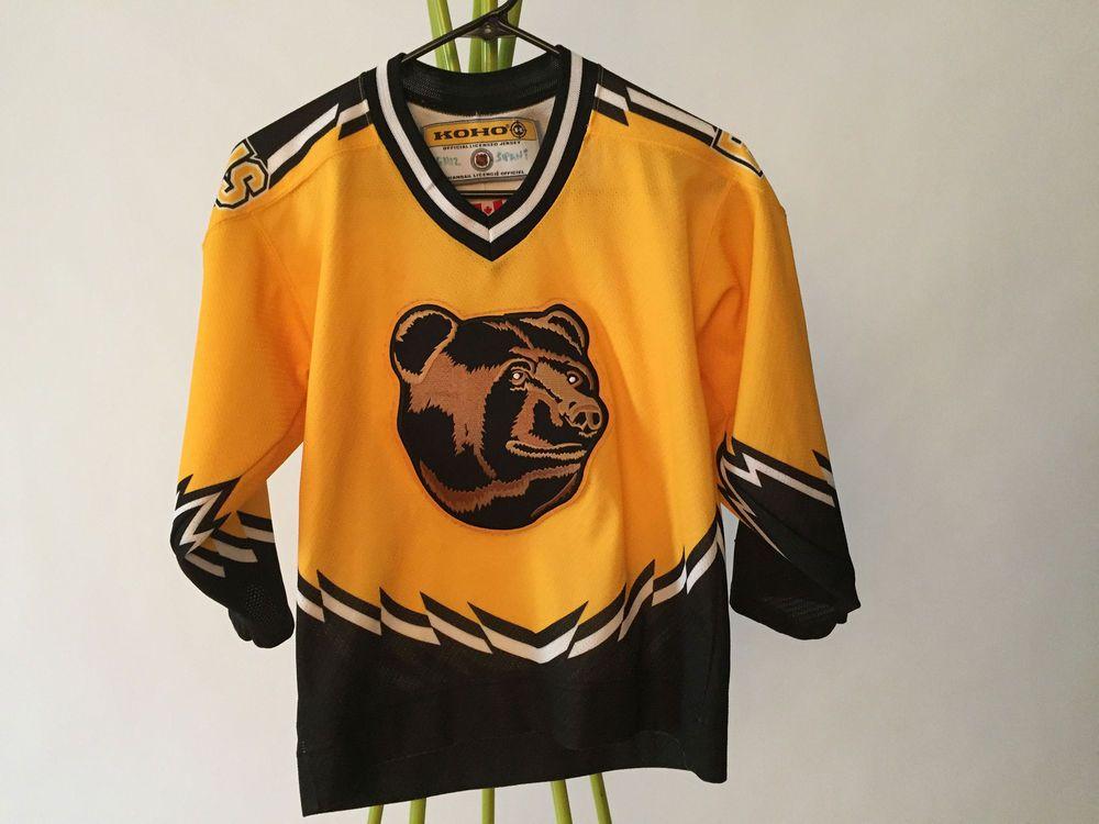 quality design 8b66f 7a358 Boston Bruins Koho Youth S/M Jersey – Alternate Third Jersey ...