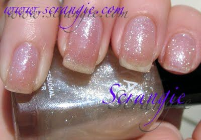 Zoya Sparkle Gloss - a sheer, glittery topcoat that has the sparkle ...