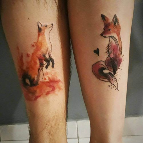 27 Couple Tattoo Ideas That Prove Love Is Here To Stay Matching Couple Tattoos Matching Tattoos Meaningful Tattoos For Couples