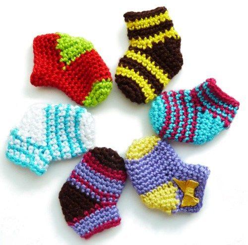 Cómo tejer calcetín de Navidad - patrón de crochet libre | crochet ...