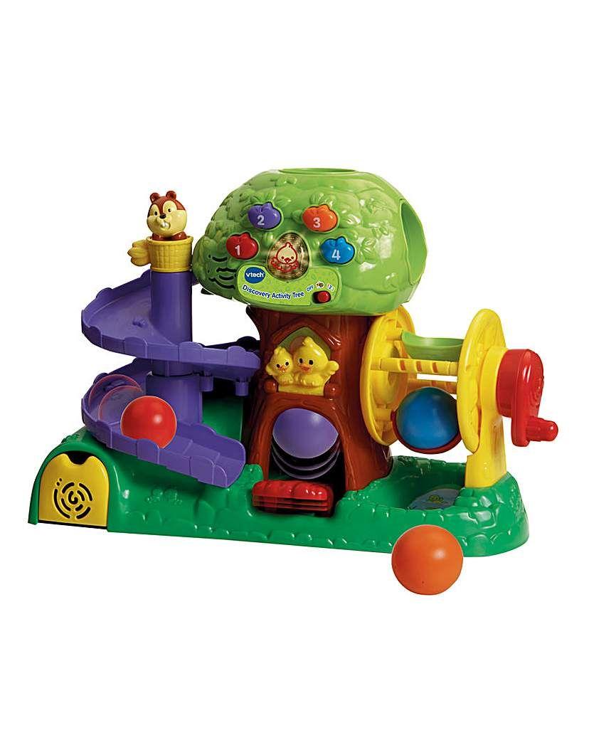 Vtech Discovery Activity Tree | Vtech baby, Baby toys, Toys