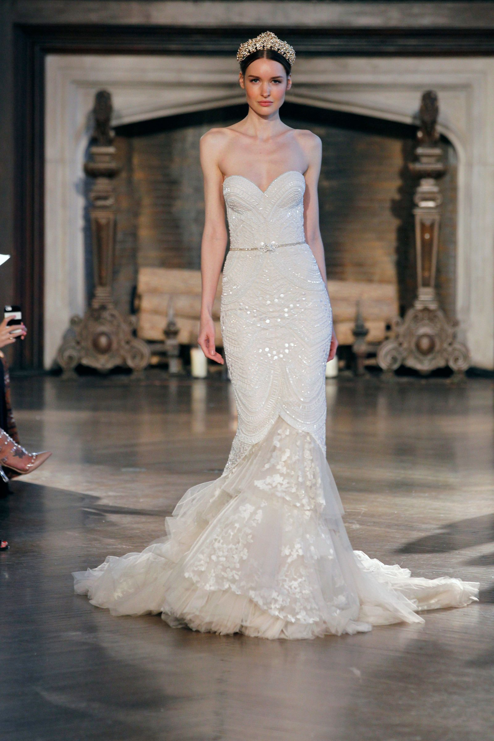 upandcoming bridal designers to watch inbal dror bridal