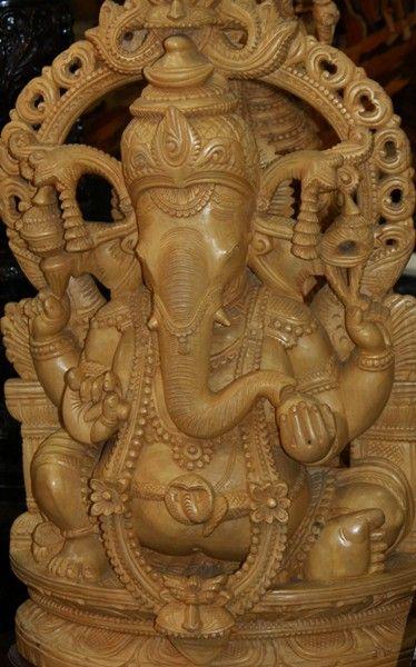 Sadalwood Ganesha