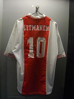 """Jari Ltmanen bij Ajax in de """"jaren 90''"""