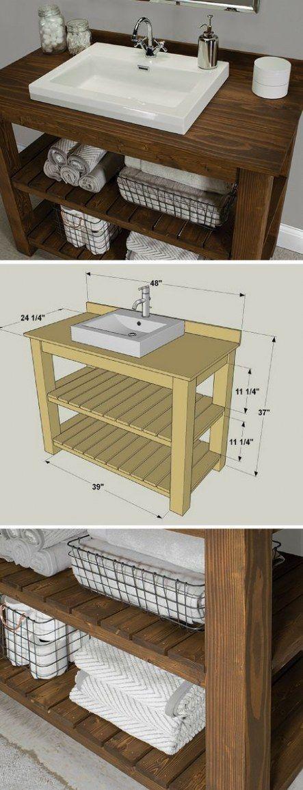 Photo of 36 ideas for bathroom vanity DIY palette, #Badroom #DIY #diybathroomdecorpallet …