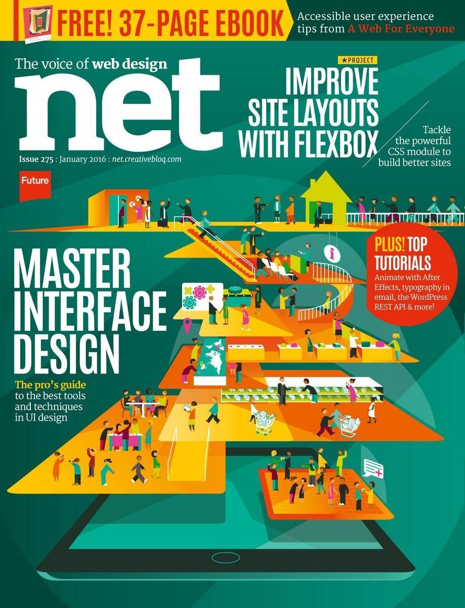 net magazine 275 november master interface design improve site layouts with flexbox