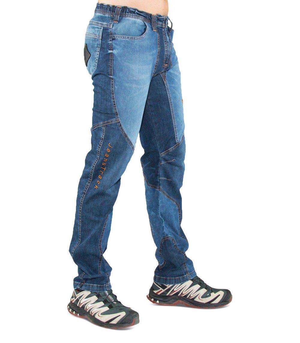 Pantalon Escalada Trekking Garbi Jeans Hombre Jeans Jeans Hombre Pantalones