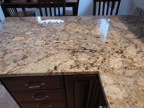 Brown Persa Granite Google Search Granite Countertops Kitchen Dark Cabinets Granite Kitchen