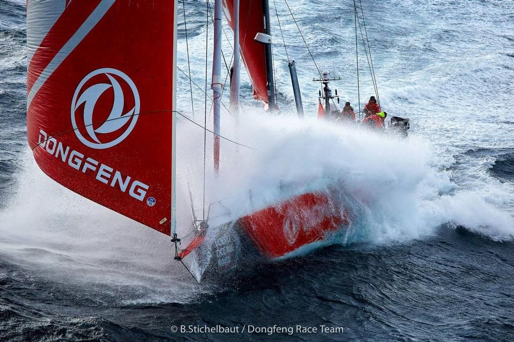 Volvo Ocean Race - Dongfeng has an offshore hit-out - Video | Volvo