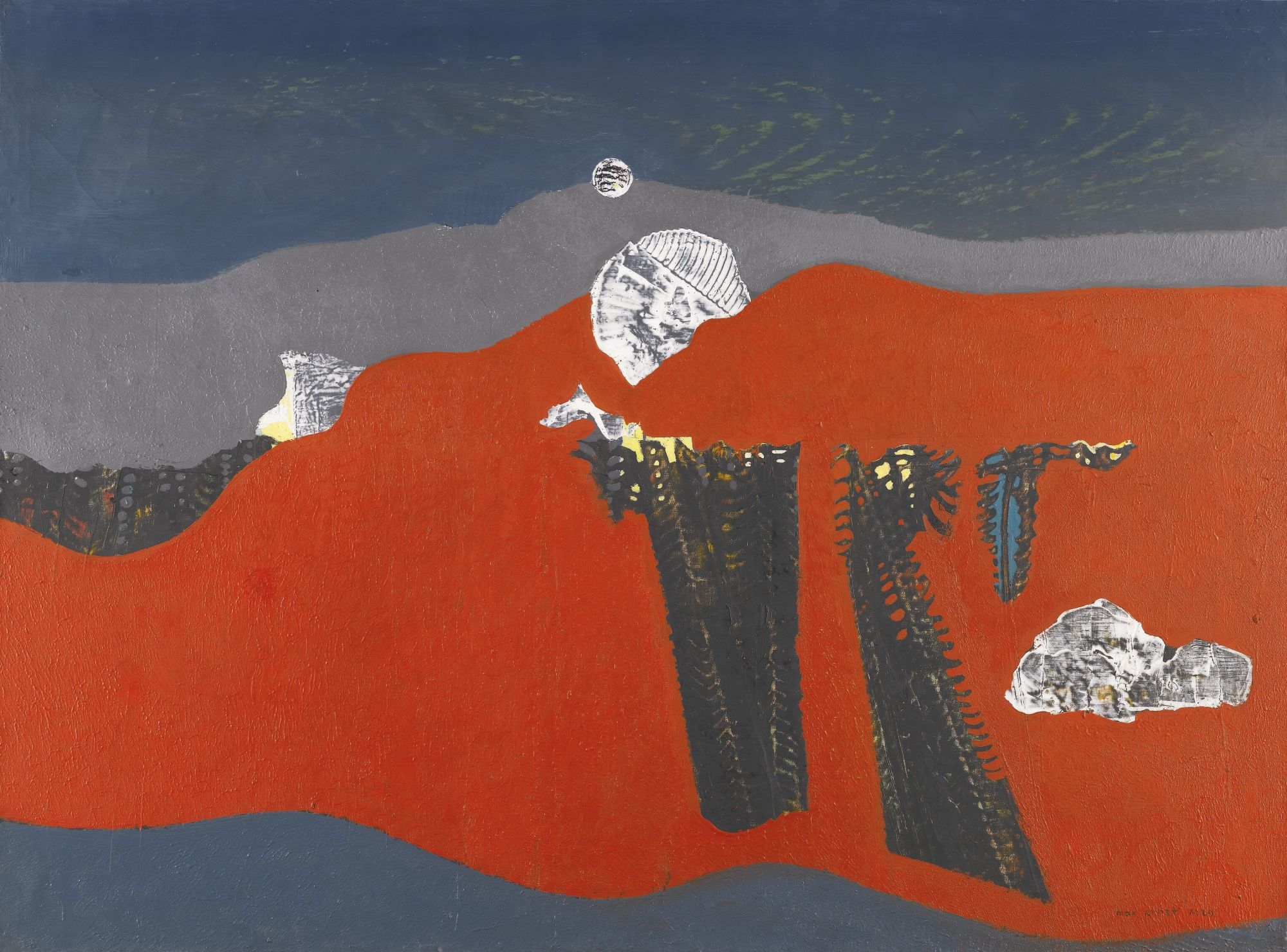Lot Sotheby S Max Ernst Art Artwork