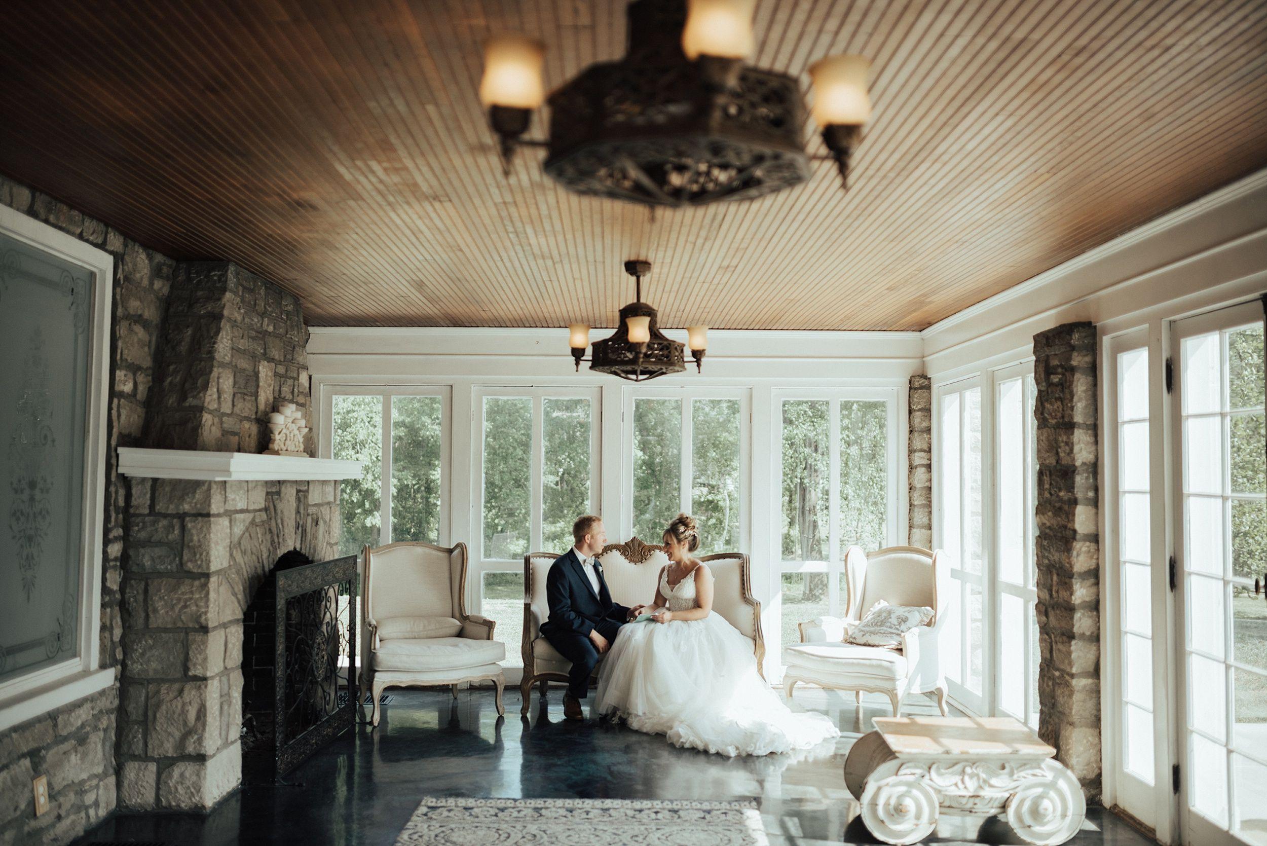 Elegant and glamorous summer stone house of st charles