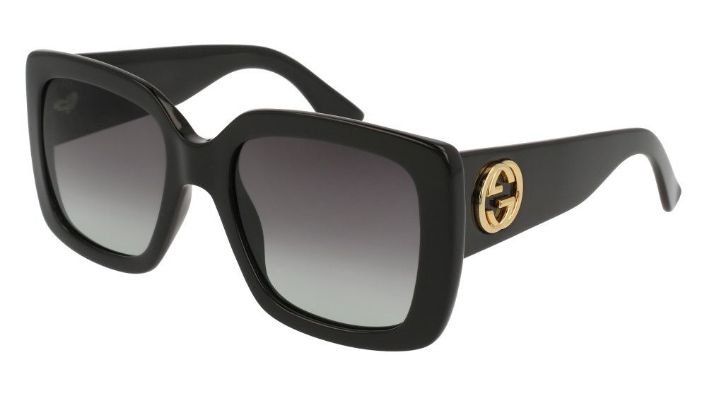 Gafas De Sol Gucci Gg0141s 001 Gafas De Sol Gucci Gafas De Moda Gafas
