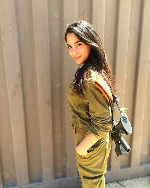 girls of israel