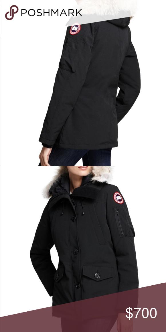 canada goose jacket description