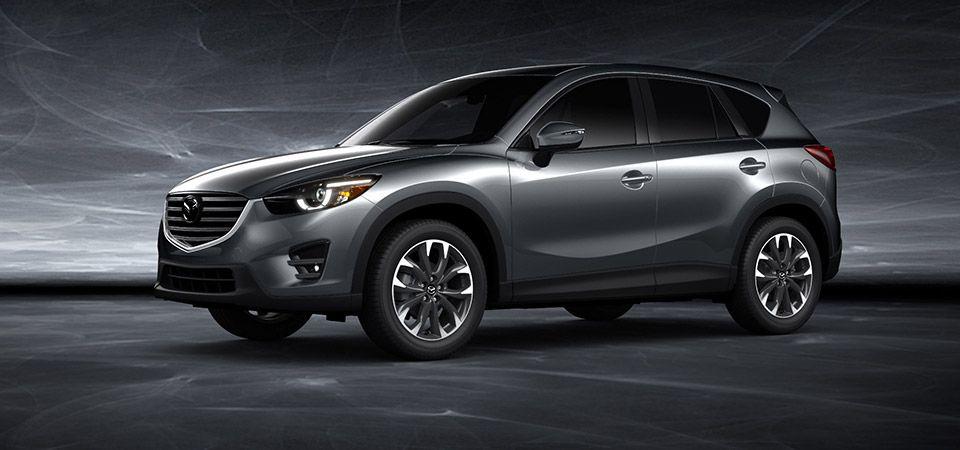 2016 Mazda CX5 Compact Crossover SUV Mazda Canada