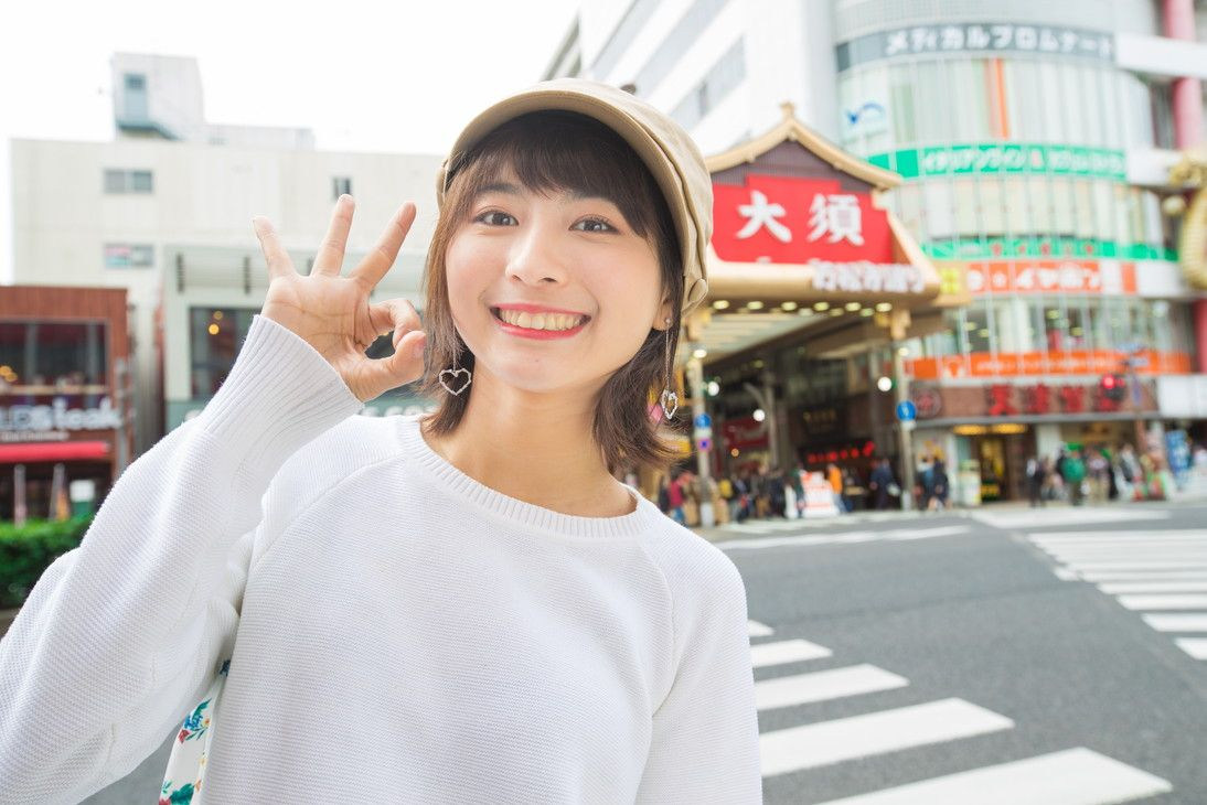 【写真】ガッキー激似の栗子と行く!名古屋・大須商店街の食べ歩きスポット5選   CUCURU(ククル)