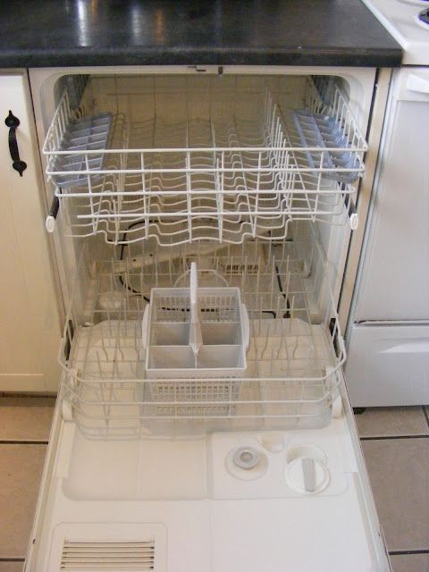 How To Clean Your Dishwasher Without Gagging Too Much Cleaning Your Dishwasher Clean Dishwasher Cleaning Hacks