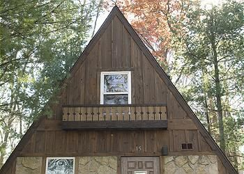 Man Cave Rentals : Old man's cave chalets a frame #15 vacation rental chalet logan