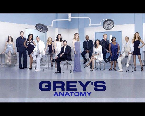 Vale A Pena Assistir Grey S Anatomy Grey S Anatomy Elenco