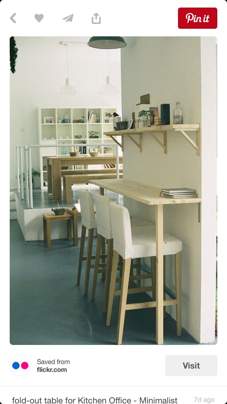 Kitchen table | bathroom remodel | Pinterest | Desayunadores ...