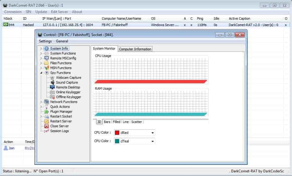 Darkcomet Rat Free Download 2020 Remote Administration Tool
