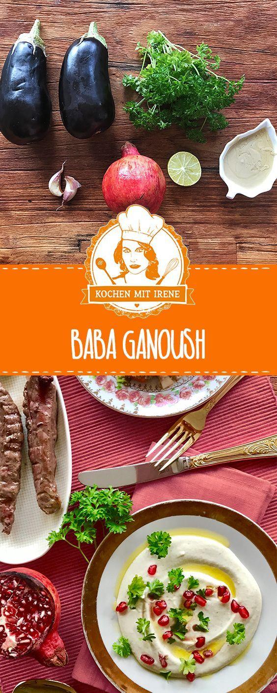 Baba Ganoush | DAK fit! Vegetarische Rezepte
