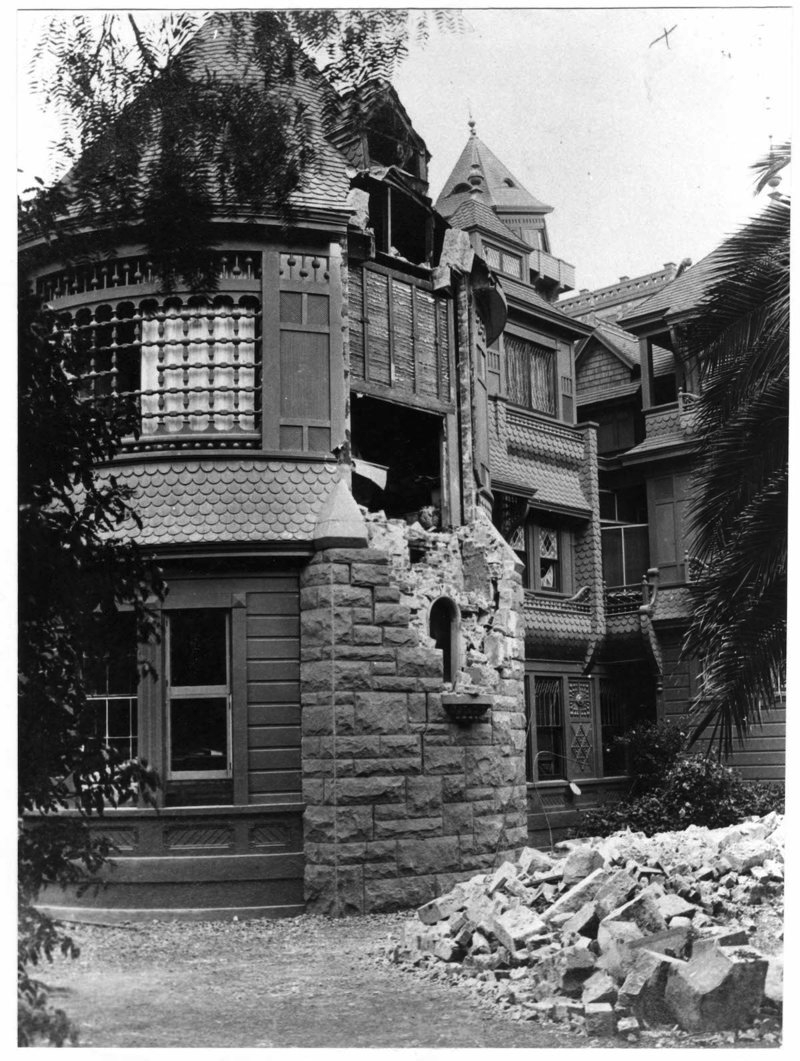 Demystifying the Winchester Mystery House