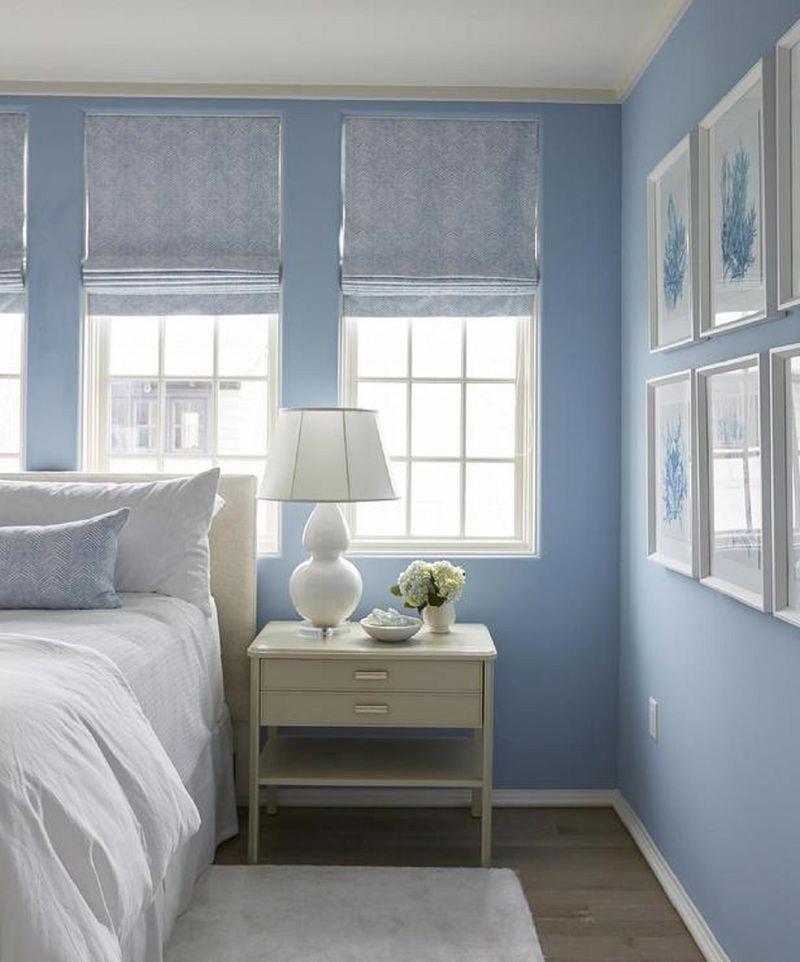 Cornflower Blue Bedroom Walls Cottagebedroom Blue Bedroom Ideas For Couples Light Blue Bedroom Blue Bedroom Walls