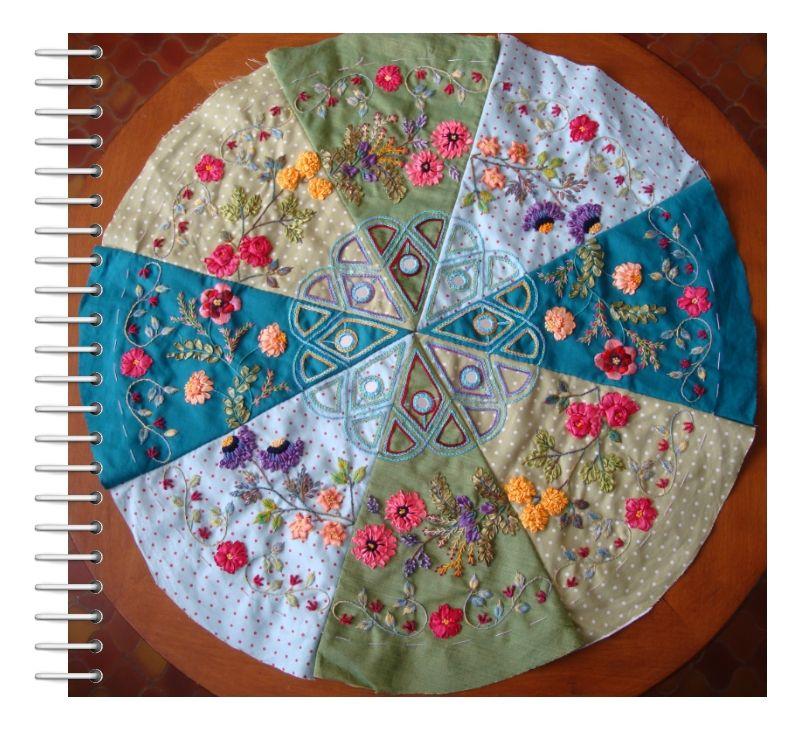Bohemian Flowers II d'Annie