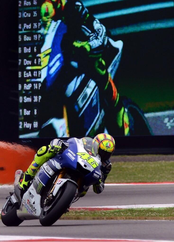Valentino Rossi Valentino Rossi Yamaha Valentino Rossi Valentino Rossi 46