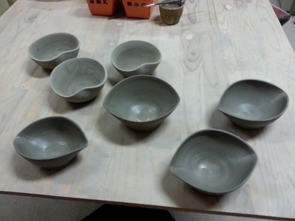 cerámica de gres