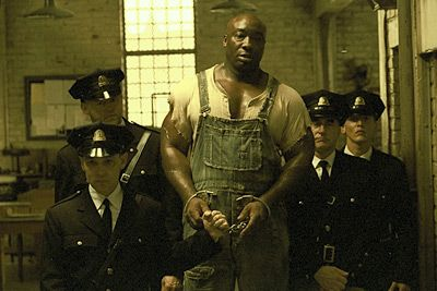 The Green Mile Photo: Dead man walking | Dead man walking, Miles movie,  Mottos to live by