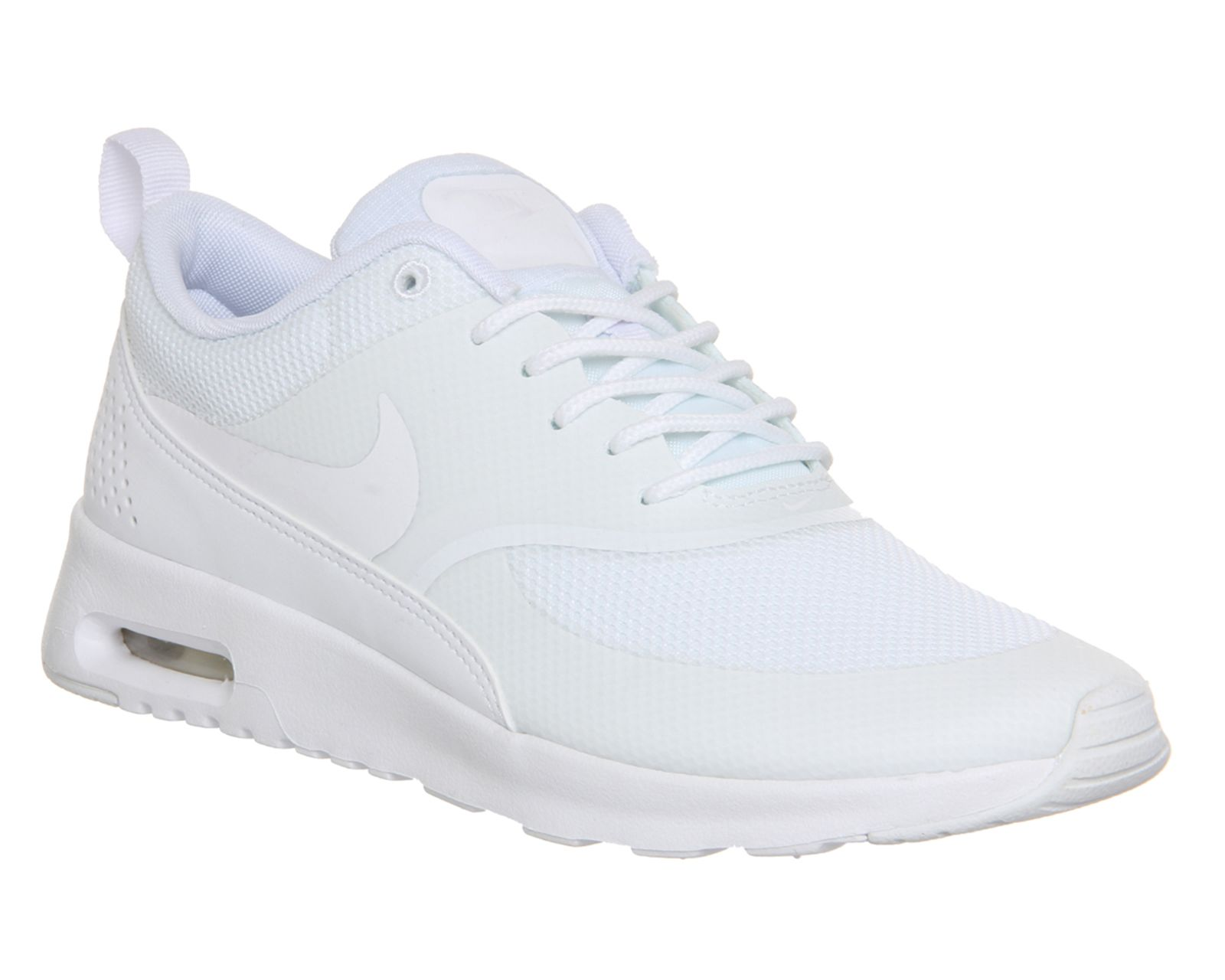 Supplier Kids Nike Air Max Thea White Hers trainers