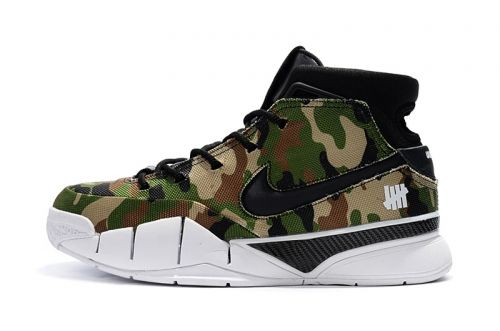 official photos ca64c c8840 How To Buy Undefeated x Nike Zoom Kobe 1 Protro Camo Mens Size For Sale -  ishoesdesign