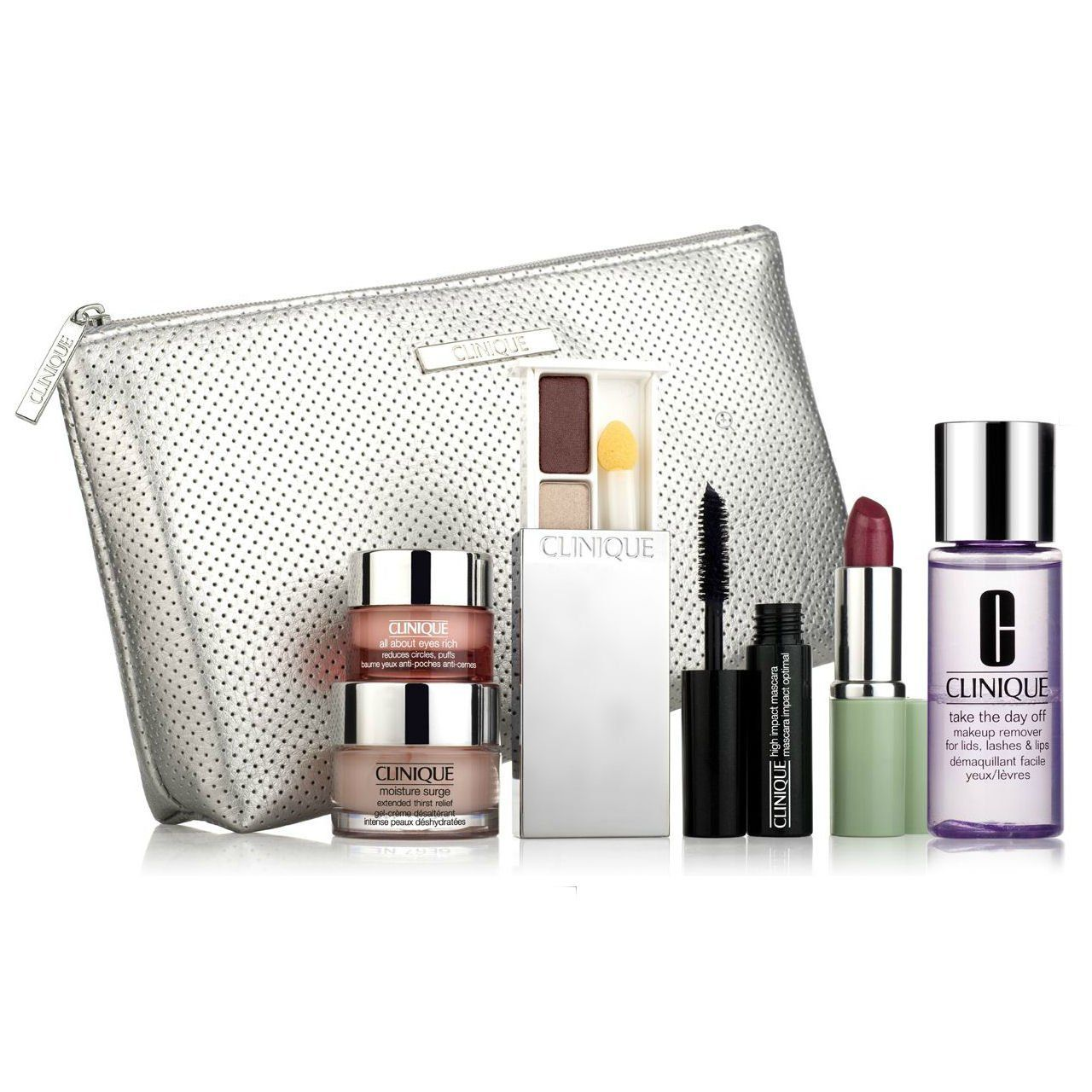 Clinique 2013 Deluxe Gift Set includes All About Eye Rich