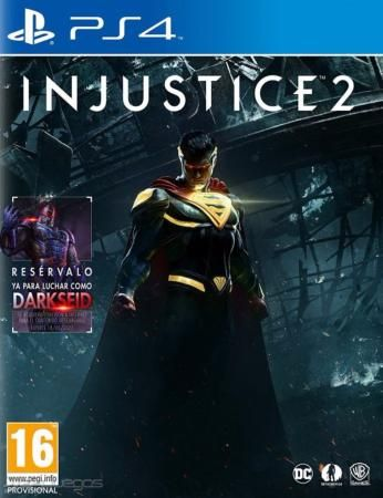 Juego Ps4 Injustice 2 Pinterest Ps4 Injustice Videogames And Joker