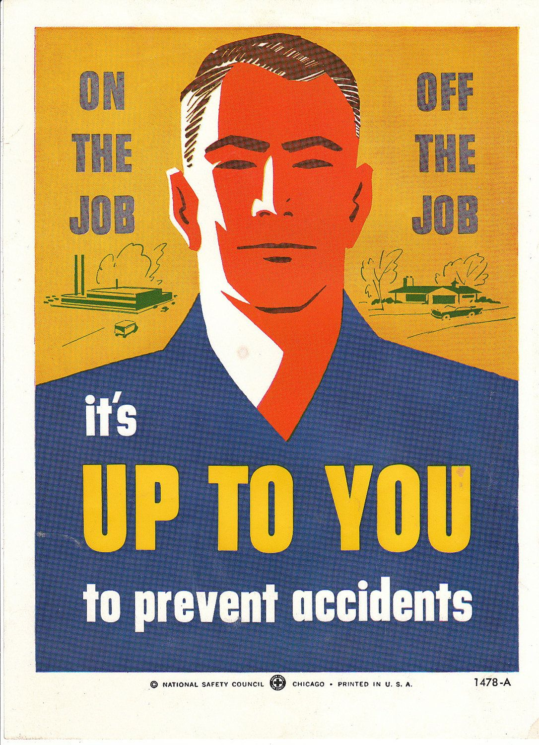 Workplace safety posters - Vintage Safety Posters Google Search