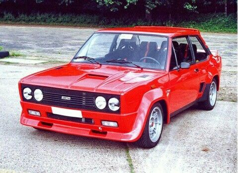 Fiat 131 Mirafiori Abarth Rally With Images Fiat Cars Fiat