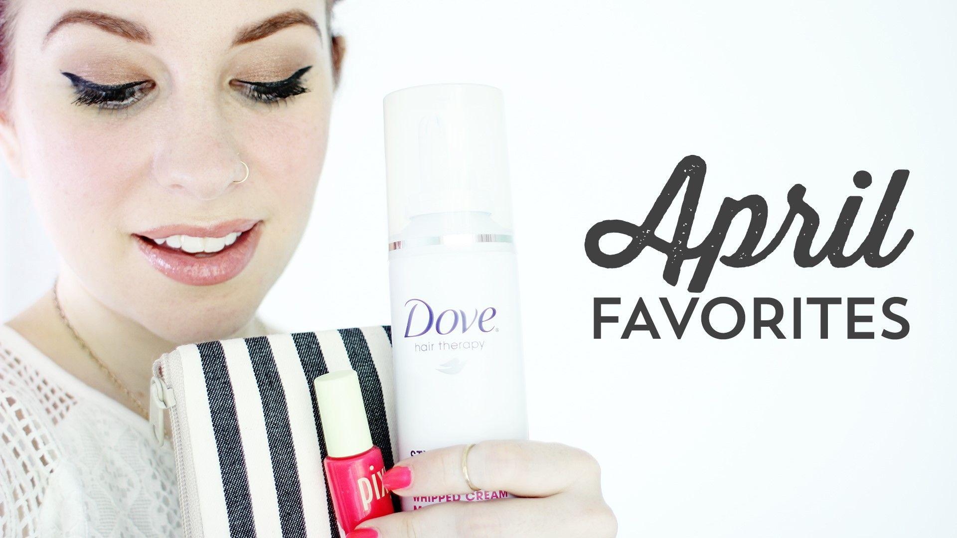 April Favorites #Maiedae http://youtu.be/QCHww4VAo00