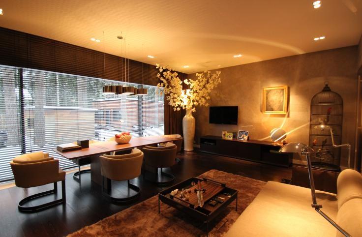sfeer woonkamer bloemen decoratie home pinterest interiors