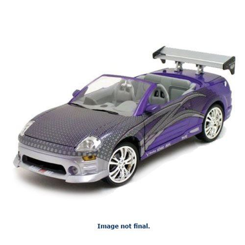 2 Fast 2 Furious Movie 2001 Mitsubishi Eclipse Spyder 1:43