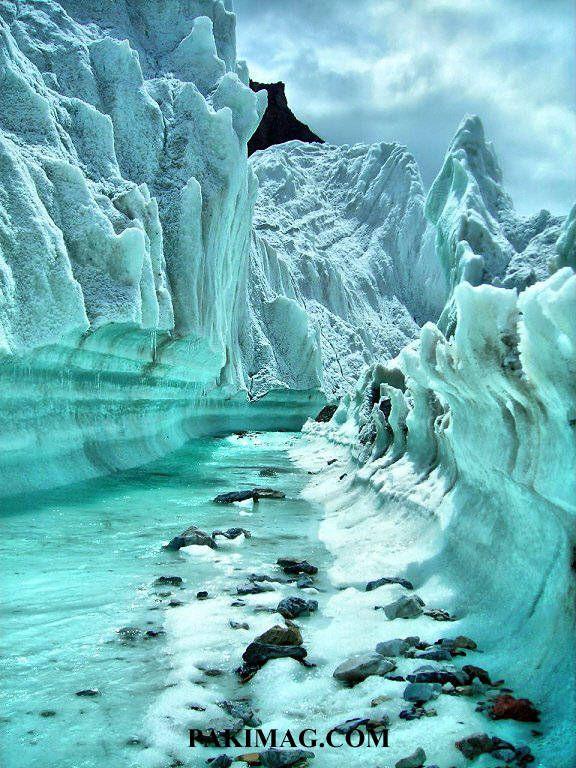 Glacier K2 Pakistan