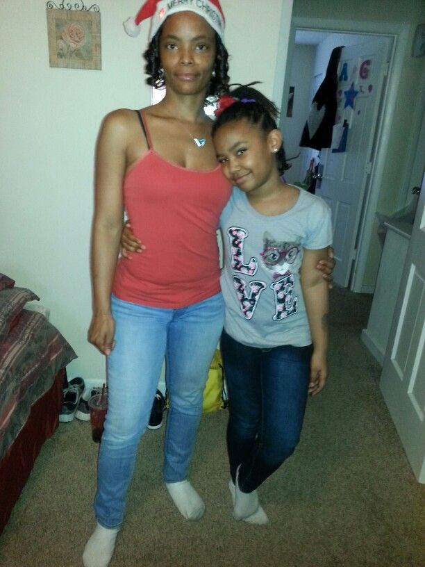 Liyah and me