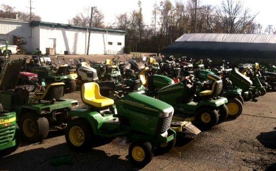 Used John Deere Parts >> Used Parts At D G Equipment John Deere Equipment Michigan