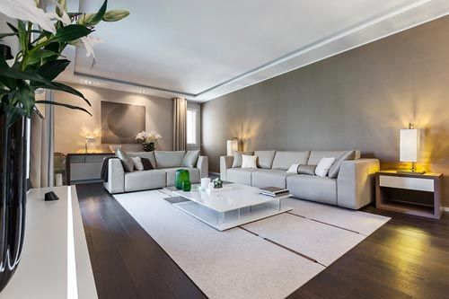 Sfeerverlichting woonkamer | Home Inspiration | Pinterest ...