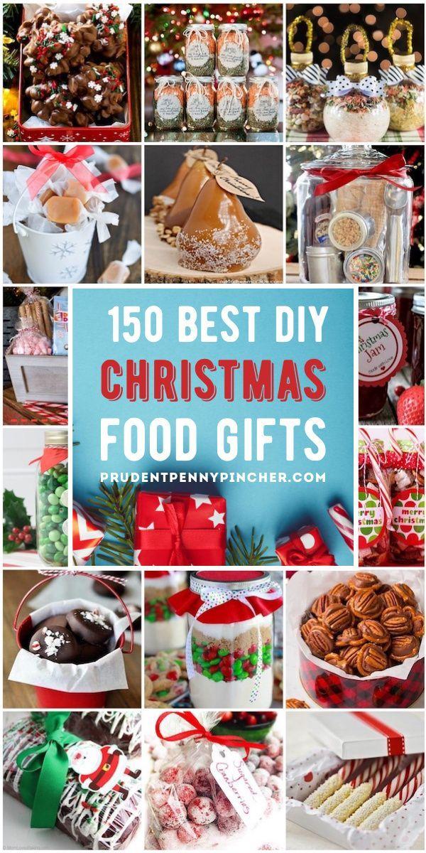 Best Christmas Food Gifts 2020 150 Best Food DIY Christmas Gifts in 2020   Christmas food gifts