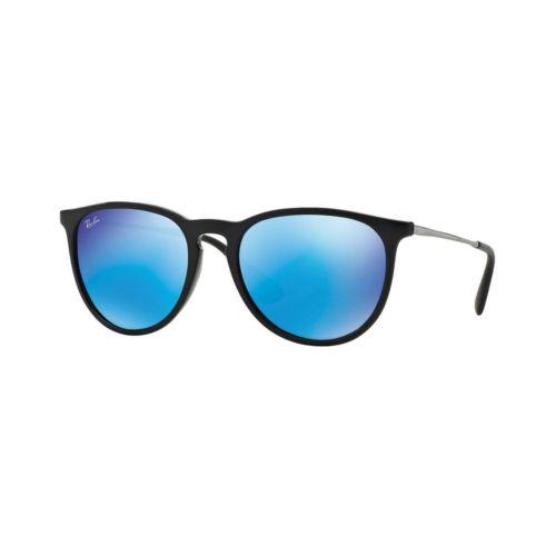 6d7681f8d0 Sunglasses 45246  Ray-Ban Rb4171 Erika 54Mm Sunglasses (Black Gunmetal Blue  Mirror)