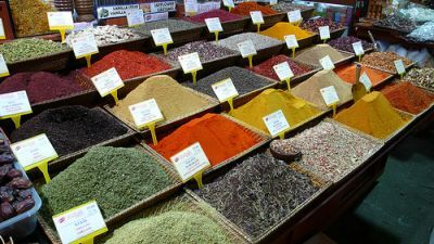A Quest for Spices