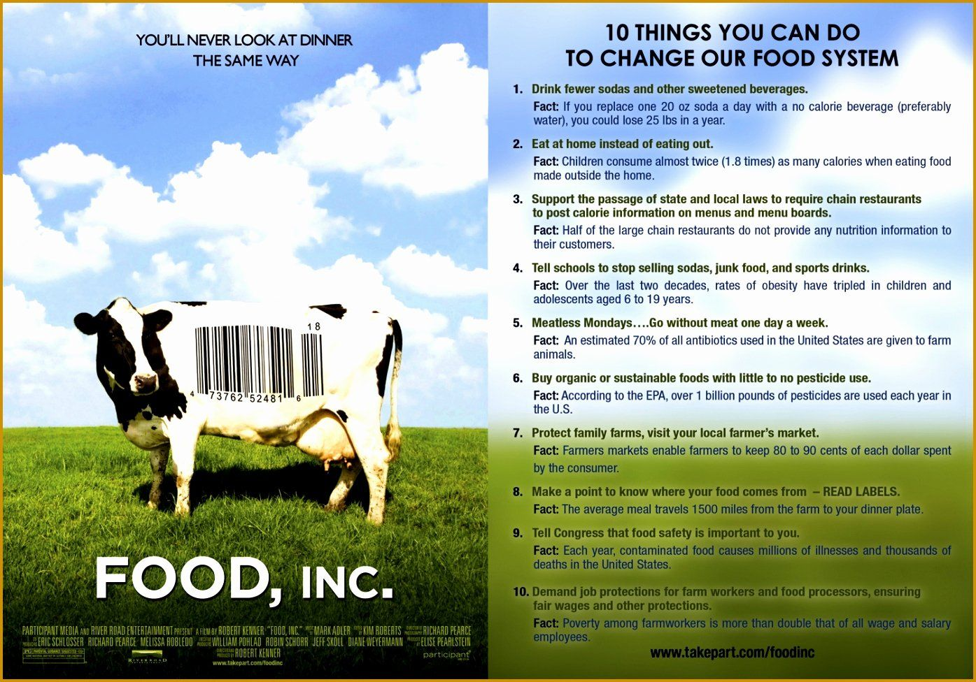 50 Food Inc Movie Worksheet Answers In With Images