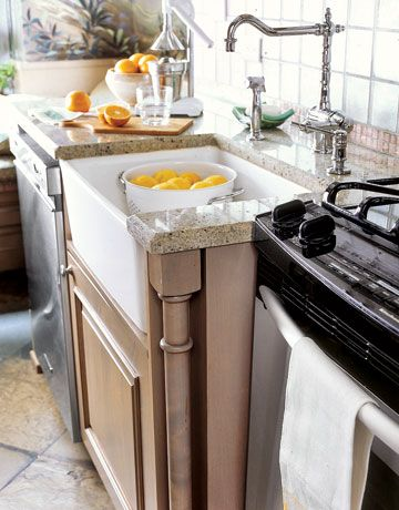 The perfect farmhouse sink.